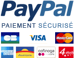 Paiement scuris via Paypal